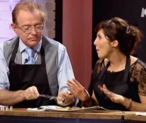 Les personnalités de M6 ont goûté les plats des candidats de Top Chef 2013.