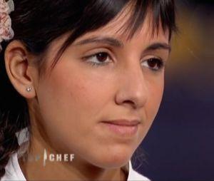 Naoëlle D'Hainaut est la deuxième demi-finaliste de Top Chef 2013.