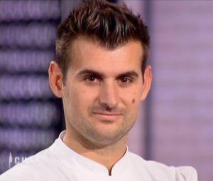 Fabien Morreale a été définitivement éliminé de Top Chef 2013.