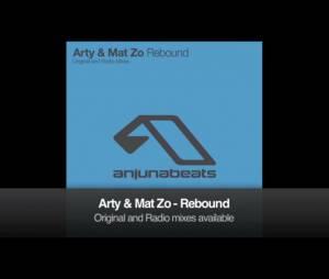 Rebound, le duo original de Art et Mat Zo