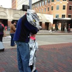 Attentat : Boston et Twitter émus par la photo d'un couple heureux