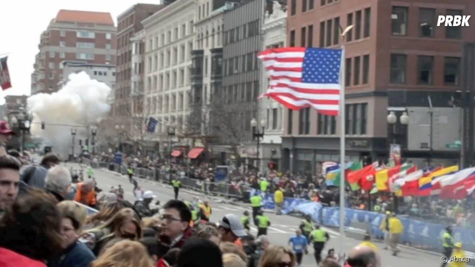 Explosions au marathon de Boston