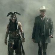 The Lone Ranger : Johnny Depp fait le show dans une bande-annonce épique