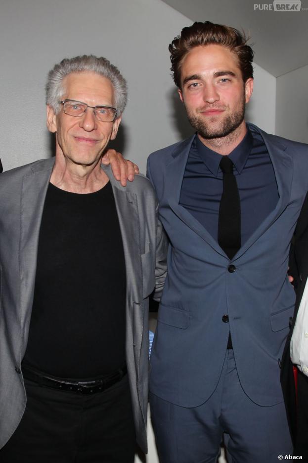 Robert Pattinson retrouve David Cronenberg pour Maps to the Stars