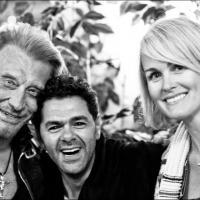 Jamel Debbouze : Mélissa Theuriau, Omar Sy, Johnny... roman photo from L.A