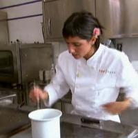 Top Chef 2013 : deuxième finaliste, Naoëlle D'Hainaut fera coin coin en finale