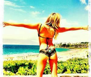 Ashley Tisdale aime dévoiler son corps sur Instagram