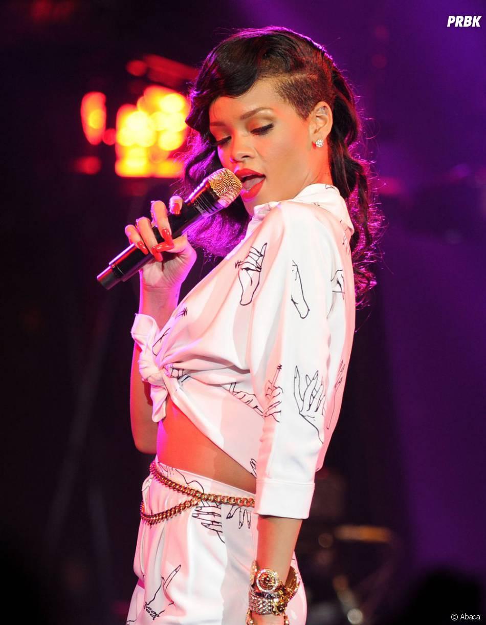 Rihanna n'a pas assumé son cliché hot