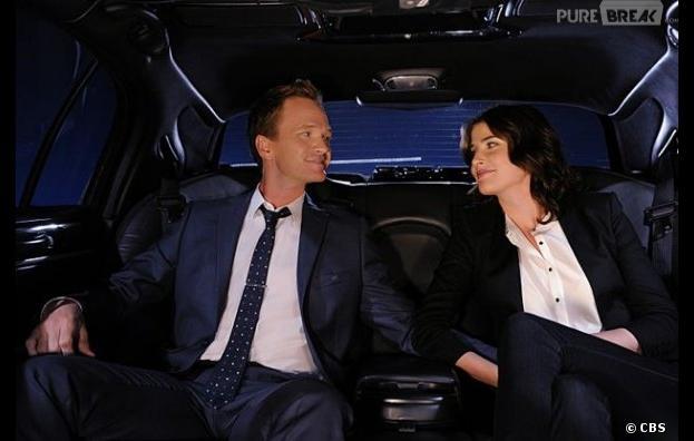 Robin et Barney vont passer un cap dans How I Met Your Mother