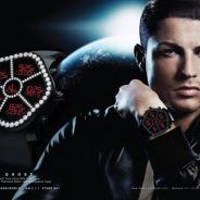 Cristiano Ronaldo : égérie bling-bling des montres Jacob & Co