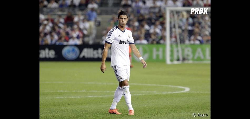 Cristiano Ronaldo, star des terrains... et des campagnes de pub