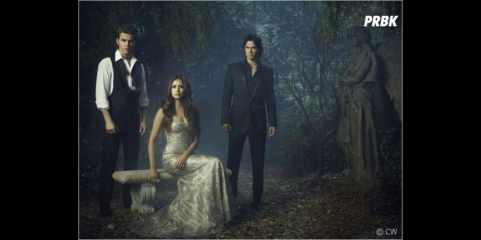 The Vampire Diaries prépare son final