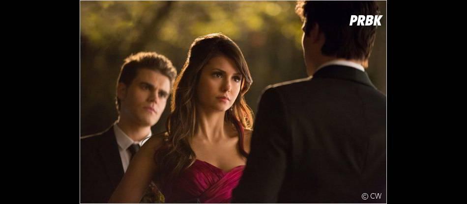 Elena va encore faire un choix dans The Vampire Diaries