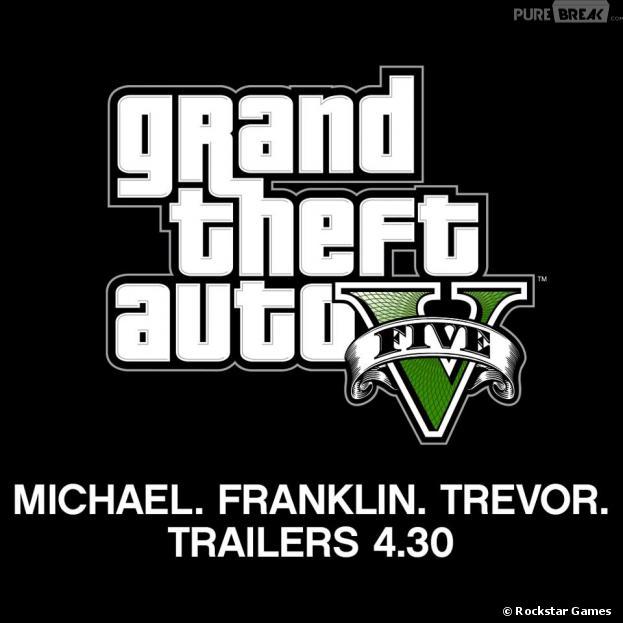 Trois nouveaux trailers de GTA 5 annoncés en image