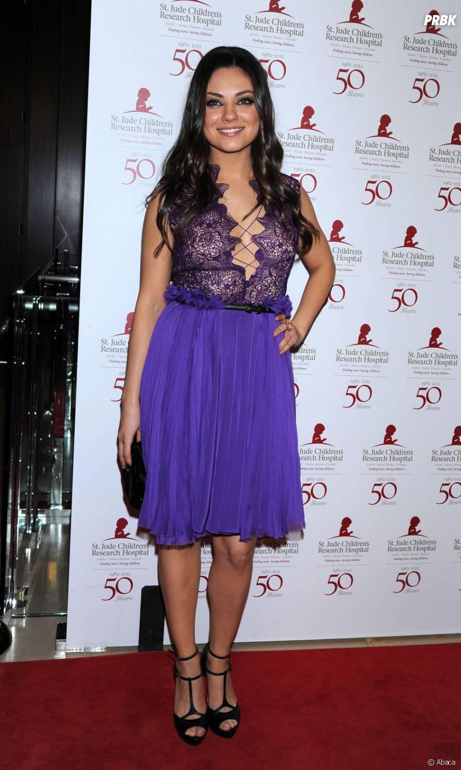 Mila Kunis ne changera pas d'avis