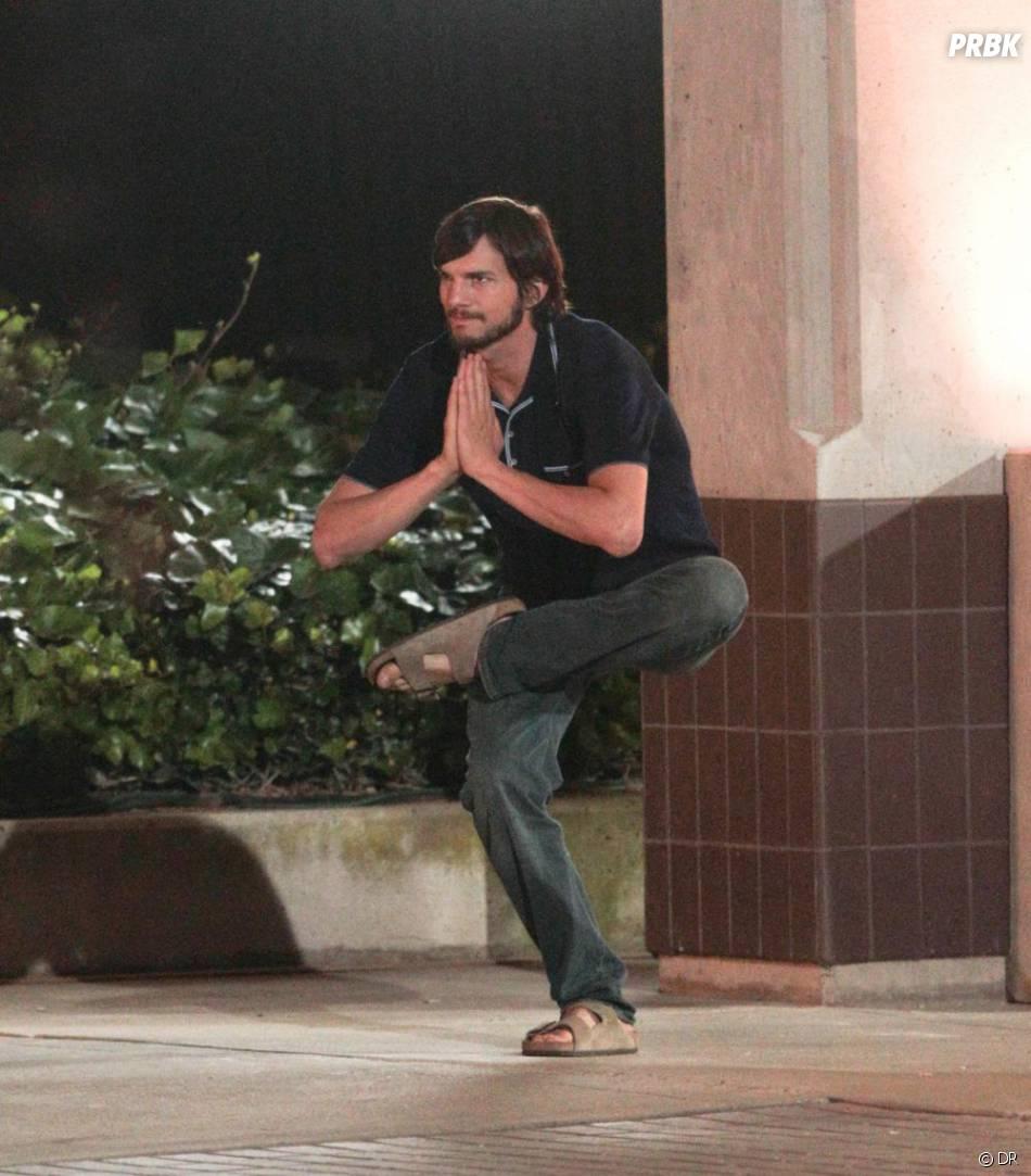 Ashton Lutcher n'a pas su rester zen