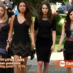 Pretty Little Liars saison 4 : les menteuses s'unissent dans un premier teaser (SPOILER)