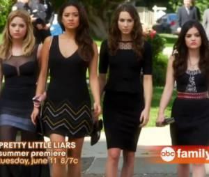 Premier teaser de la saison 4 de Pretty Little Liars