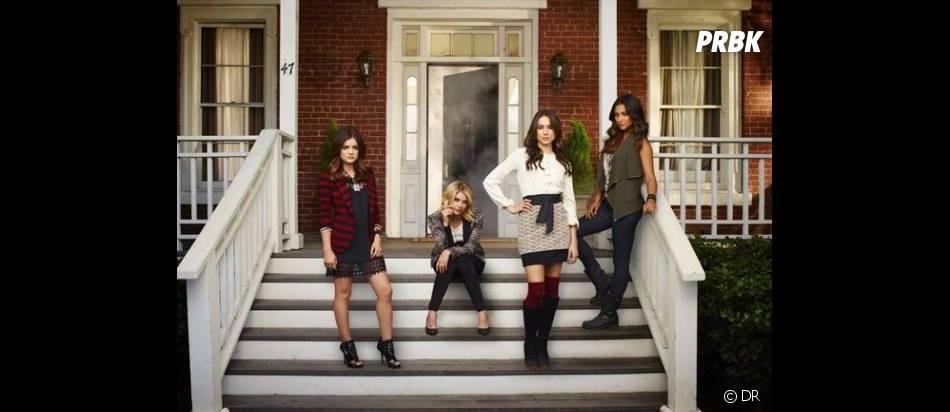 Pretty Little Liars offrira une saison 4 très spéciale