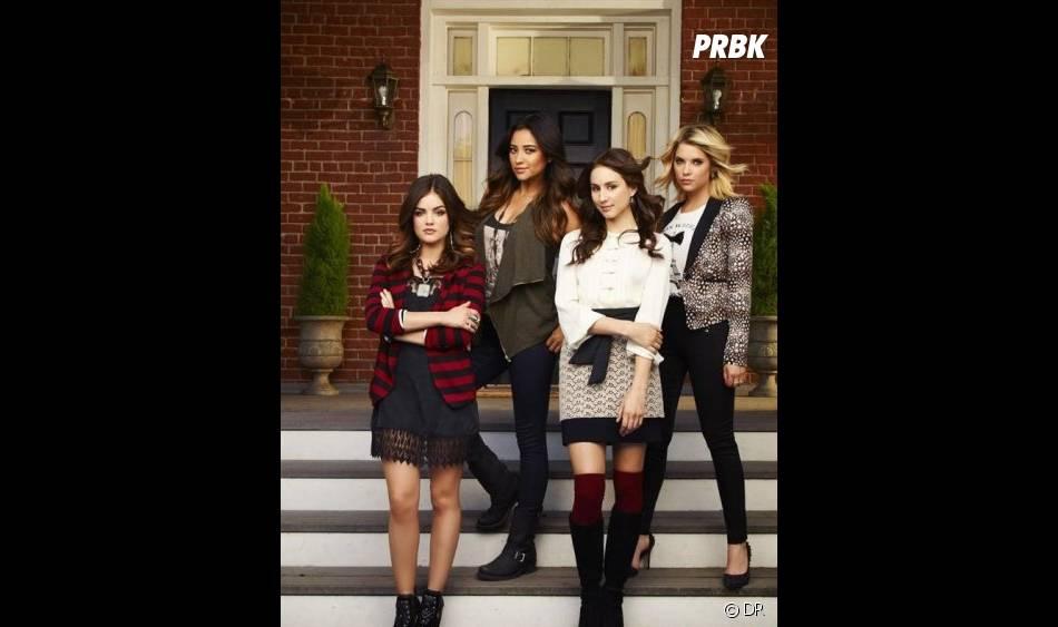 Pretty Little Liars devrait surprendre les téléspectateurs avec sa saison 4