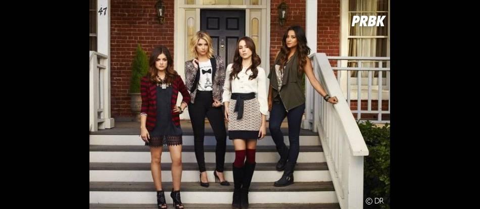 Pretty Little Liars nous promet une saison 4 géniale