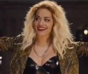 Premières images de Rita Ora dans Fast & Furious 6