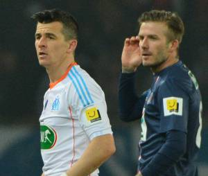 Joey Barton, pas aussi classe que son compatriote Beckham