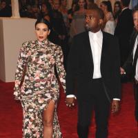 Kim Kardashian trop grosse pour sa robe ? Retouche express avant le MET Ball 2013