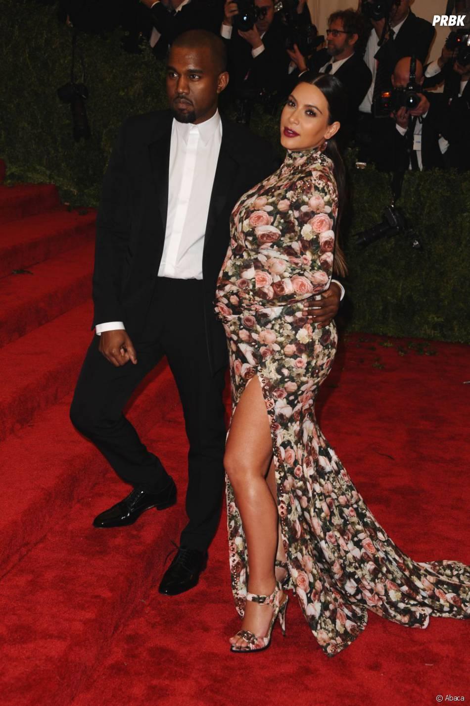 Kim Kardashian a fait rajouter des manches à sa robe