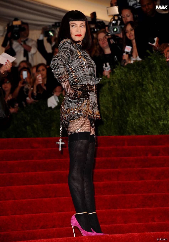 Madonna se calmera t-elle un jour ?