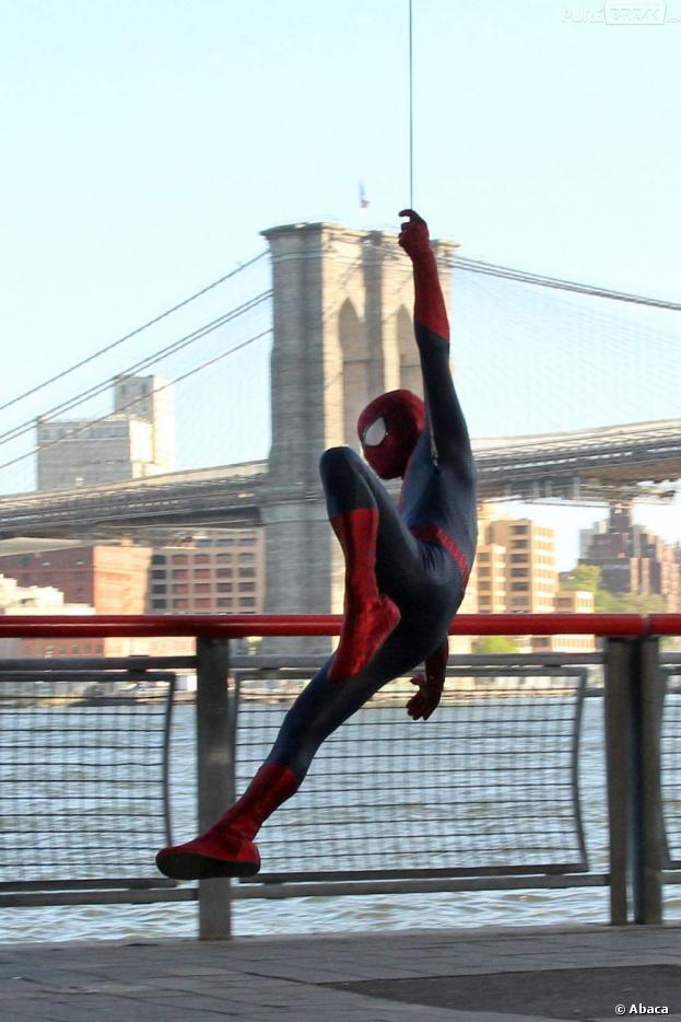 The Amazing Spider-Man 2 est en plein tournage