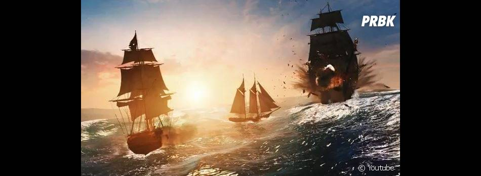 Assassin's Creed 4 Black Flag sortira aussi sur PS3