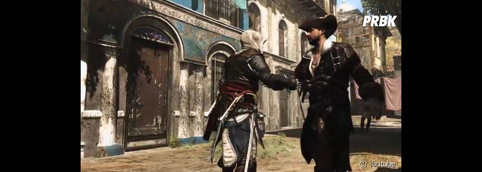 Assassin's Creed 4 Black Flag disponible sur la prochaine génération de consoles