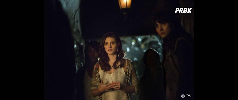 Hayley ne va pas se mettre entre Klaus et Caroline