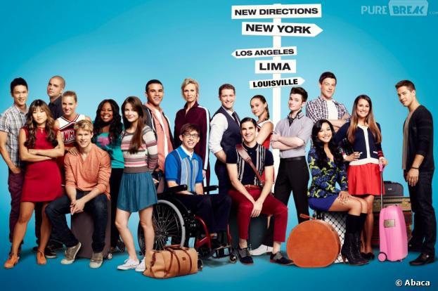 Un nouveau couple chez les acteurs de Glee