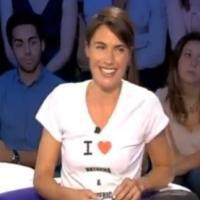 Alessandra Sublet : après C à Vous, place à un nouveau talk-show féminin ?
