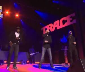 Youssoupha, Orelsan, Passi et Akhenaton reprennent 'Le Monde est à Moi' aux Trace Urban Music Awards 2013