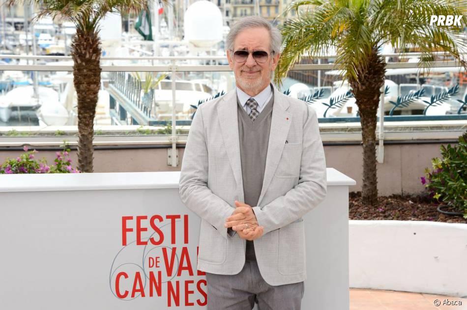 Steven Spielberg résidera au Martinez pendant son séjour à Cannes