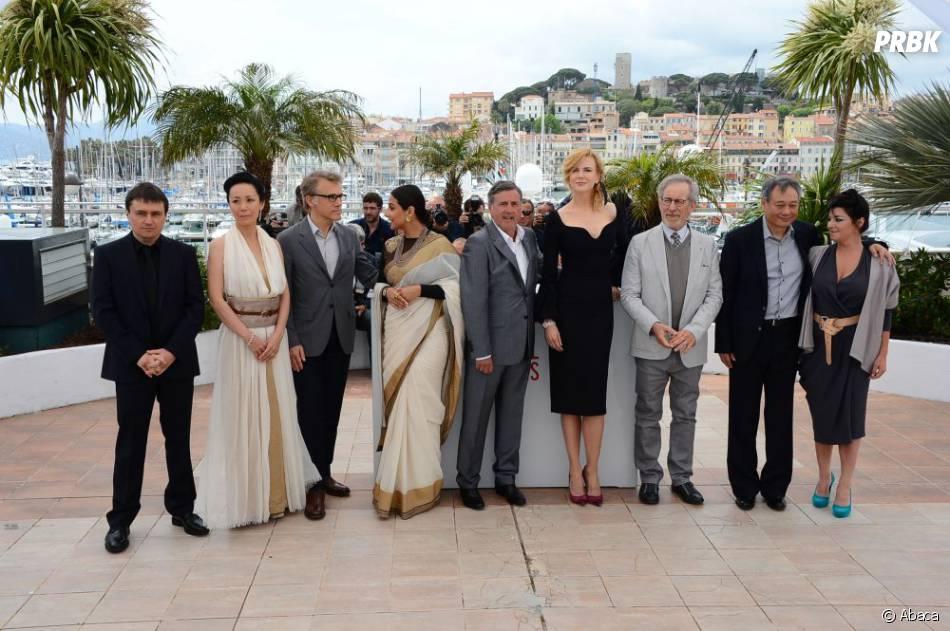 Le jury de l'édition 2013 du Festival de Cannes
