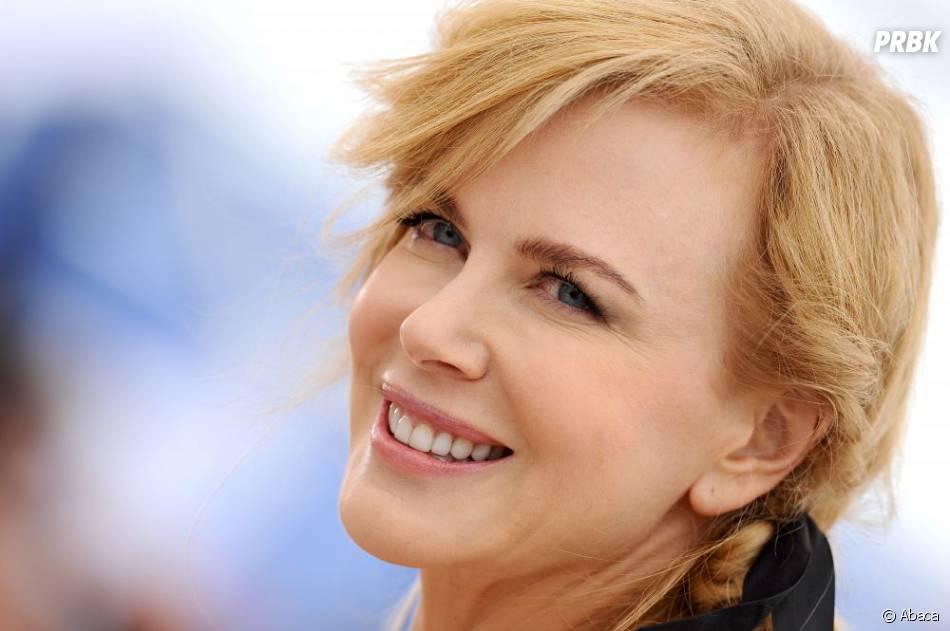Nicole Kidman sur la Croisette