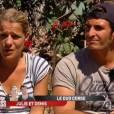 Julie et Denis ne veulent pas que Jean Imbert et Norbert Tarayre remportent cette épreuve dans Pékin Express 2013.