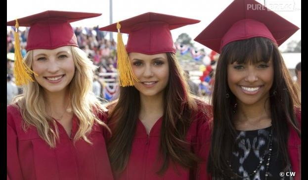 C'est la fin de la saison 4 dans Vampire Diaries