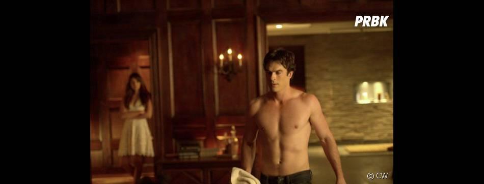 Damon en danger dans le final de la saison 4 de Vampire Diaries