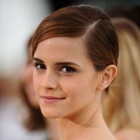 Emma Watson : hyper sobre pour présenter The Bling Ring à Cannes 2013