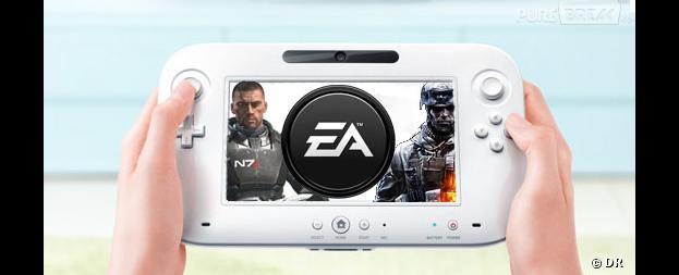 La Wii U va se faire déserter par les jeux EA