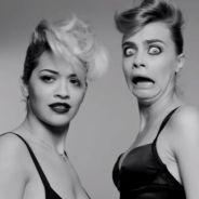 Rita Ora et Cara Delevingne : Facemelt, le clip revisité par les deux sexy copines
