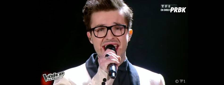Olympe dans The Voice 2 sur TF1.