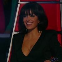 """The Voice 2 : Jenifer fait le show avec son décolleté et ses larmes, fail pour Patrick Bruel qui appelle Nikos """"tweet"""""""