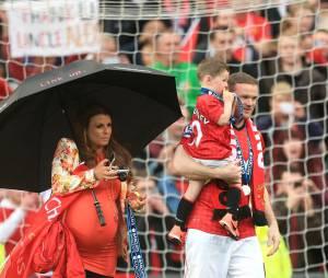 La famille de Wayne Rooney s'agrandit