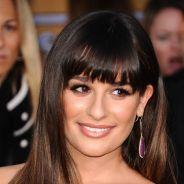 Glee : Lea Michele oublie le chant et se lance dans l'écriture
